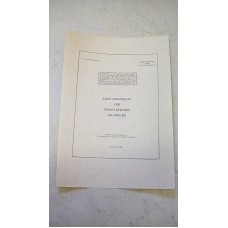 CLANSMAN USER HANDBOOK RADIO STATION UK/VRC321